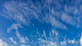 Beautiful clouds, amazing sky. Beautiful clouds, blue skies, amazing sky royalty free stock image