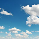 Beautiful clouds Stock Photo
