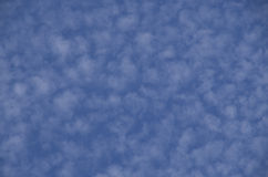 Beautiful clouds clean air Stock Image