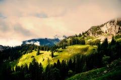 Beautiful, Clouds, Country Stock Photos