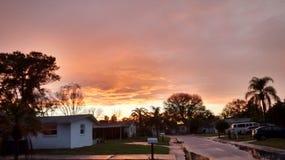 Beautiful clouds Stock Photo