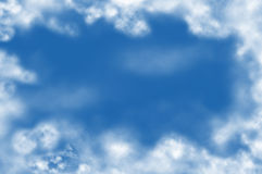 Beautiful clouds and sky Royalty Free Stock Photography