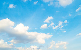 Beautiful Clouds sky Stock Images