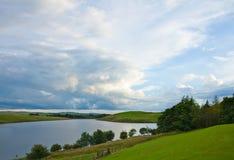 Beautiful cloudscape Royalty Free Stock Image