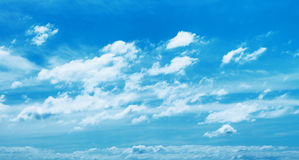 Beautiful Cloudscape Royalty Free Stock Photos