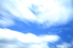 Beautiful cloudscape and sky Royalty Free Stock Photos