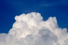 Beautiful Cloudy Sky Royalty Free Stock Images