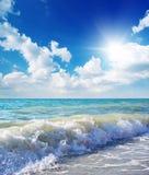 Beautiful coast Royalty Free Stock Image