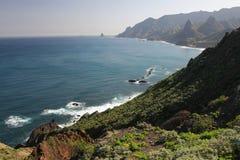 Beautiful coast Stock Photo