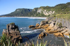 Beautiful coast royalty free stock images