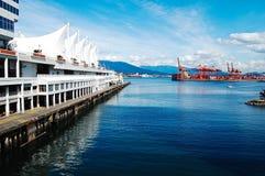 Beautiful Coast of Canada Stock Photography