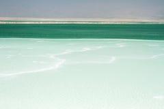 Beautiful coast of the Dead Sea . Royalty Free Stock Image