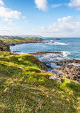 Beautiful coast in Ireland Royalty Free Stock Photography