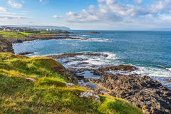 Beautiful coast in Ireland Stock Photos