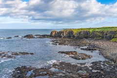 Beautiful coast in Ireland Royalty Free Stock Image