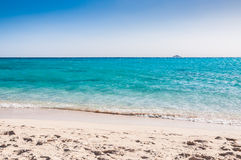 Beautiful coast on the island in the Red Sea Stock Photos