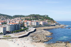 Beautiful coast landscape Stock Photography