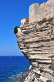 Beautiful coast mediterranean Stock Images