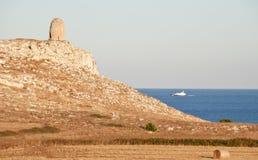Beautiful Coast of Salento (Puglia,Italy) Stock Images