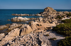 Beautiful coast, Sardinia Royalty Free Stock Photography