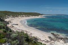Leeuwin-Naturaliste National Park, Western Australia. Beautiful coastal landscape close to Margaret River, Leeuwin-Naturaliste National Park, Western Australia royalty free stock photos