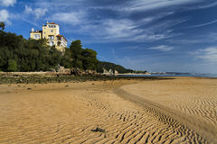 Beautiful coastal Setubal Royalty Free Stock Image