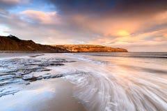 Free Beautiful Coastal Sunrise Royalty Free Stock Photo - 135154415