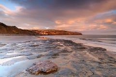 Free Beautiful Coastal Sunrise Royalty Free Stock Image - 135154416