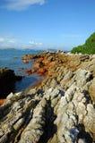 Beautiful coastline Royalty Free Stock Photos