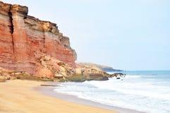 Beautiful Coastline of Angola Royalty Free Stock Image