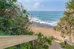 Thompsons Bay, Kwazulu Natal, South Africa. Beautiful coastline of Kwazulu Natal, South Africa Royalty Free Stock Photography