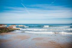 Beautiful coastline of Scotland, UK Stock Image