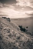 Beautiful coastline of Scotland in UK Royalty Free Stock Photo