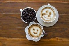 Beautiful Coffee Royalty Free Stock Photo