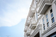 Beautiful colonial architecture heritage building Royalty Free Stock Images