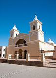 Beautiful colonial church in Argentina Stock Photography