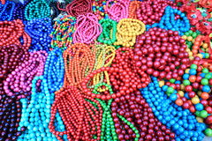 Beautiful color asian jewellery Stock Photography