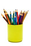 Beautiful Color Pencils Royalty Free Stock Images
