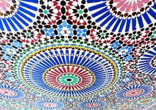 Beautiful colored tiles Royalty Free Stock Images