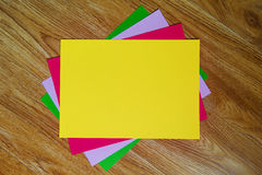 Beautiful colorful background for greeting cards Stock Photo