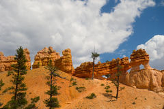 Beautiful colorful cliffs in southwestern america Stock Photos