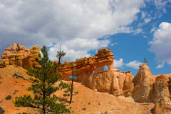 Beautiful colorful cliffs in southwestern america Royalty Free Stock Images