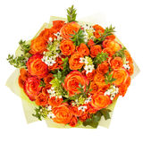 Beautiful colorful fresh flowers bouquet Royalty Free Stock Photo