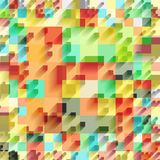 Beautiful colorful grid Royalty Free Stock Photography
