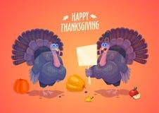 Beautiful, colorful illustration Happy Stock Photos