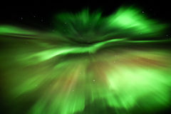 Beautiful and colorful Northern Lights Stock Photos