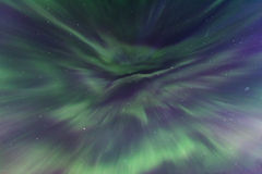 Beautiful and colorful Northern Lights Royalty Free Stock Photos