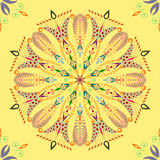 Beautiful Colorful Pattern. Seamless Royalty Free Stock Photo