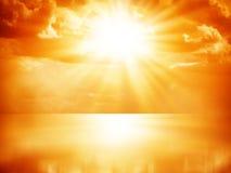 Beautiful colorful sunrise Royalty Free Stock Photo