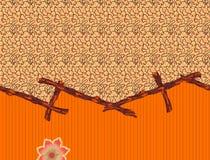 Beautiful colorful textile print design. Textile print design Royalty Free Stock Image